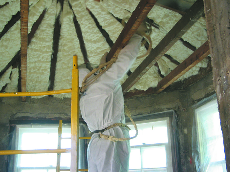 Investing In Your Attic With Spray Foam | Icynene