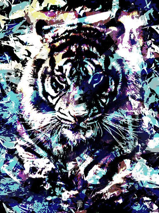 Tiger Design Society6