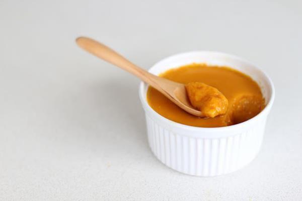 Tápláló pohárdesszert: sütőtök puding