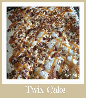 Butternut Cake Using A Box Mix
