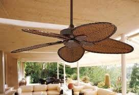 Great outdoor ceiling fan :)