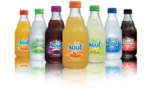 ΛΟΥΞ - Φυσική Ελληνική Απόλαυση | Loux #Greek Fizzy Drinks, Flavors