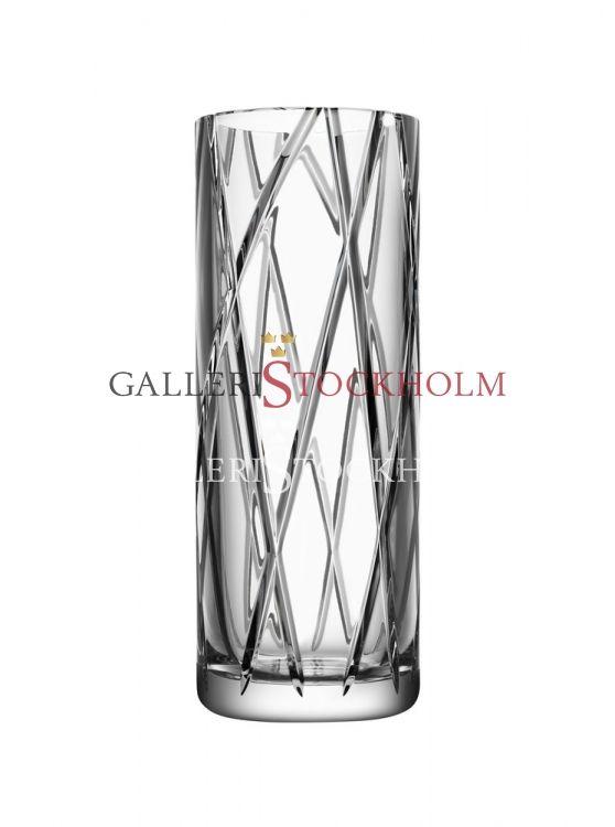Martti Rytkönen - Kristallglas - Explicit Stripes - Vas stor Orrefors Beställ här! Klicka på bilden.