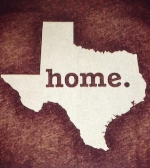 In a year I hope to make Texas my home but my heart will forever be in California ❤
