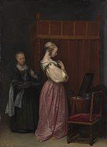 Johannes Vermeer (1632–1675) and The Milkmaid | Thematic Essay | Heilbrunn Timeline of Art History | The Metropolitan Museum of Art