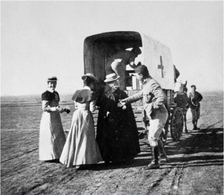 boer war nurses | Nurses Database