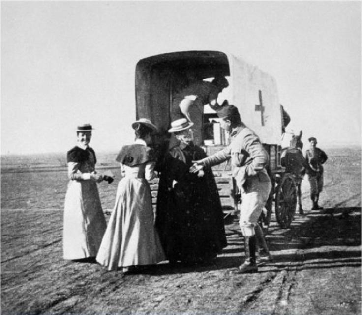 Boer war nurses | Nurses Database
