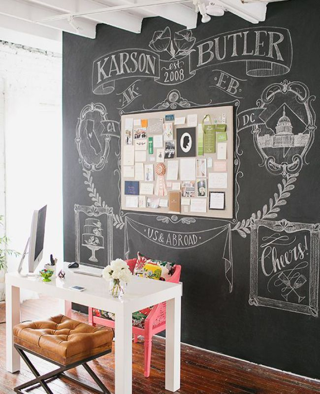 Check Out These Amazing Home Work Spaces That Will Make Anyone Excited To Roll Up Their