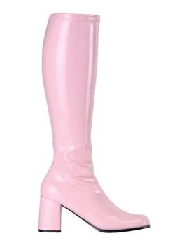 Pale Pink Retro Go Go Boots ~I always wanted some of these SOOO bad when I was little!