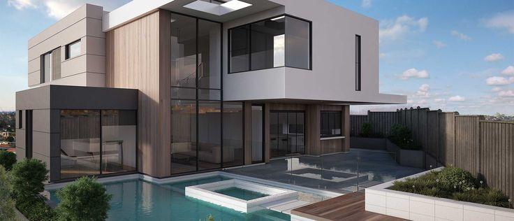 Custom Luxury Home Builder | Luxury Home Builders Melbourne - Custom Built Homes | Destination ...