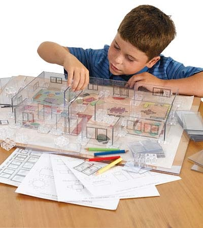architect young kit toys building architecture kid kits architects gifts modular blocks gift build system fun crafts loved would plan