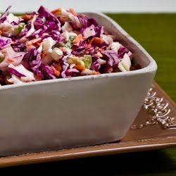Recipe for Spicy Lime Coleslaw