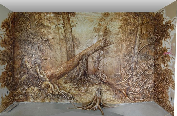 This is so amazing plaster relief sculpture directly on for Bas relief mural