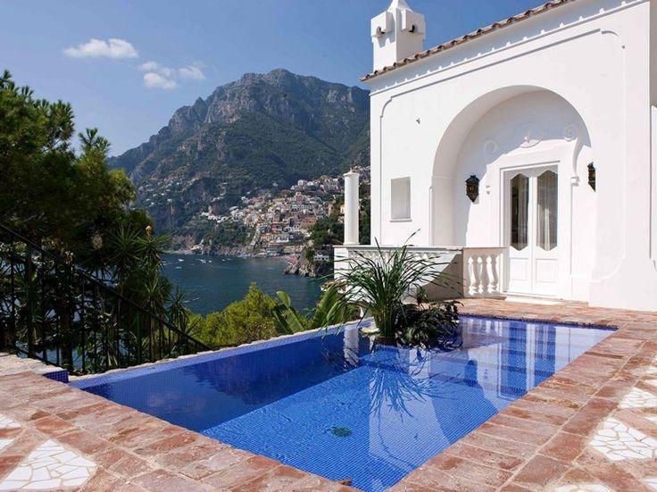 Amalfi Coast, Italy- Dream Villa Rentals Around the World : Condé Nast Traveler