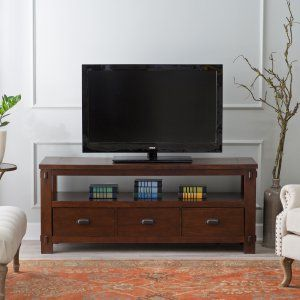 Entertainment TV Stands on Hayneedle - TV Stands