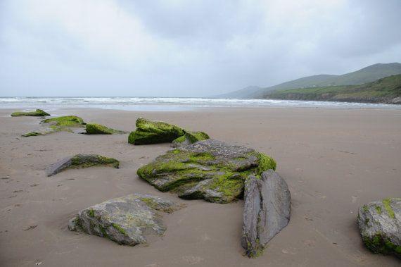 Inch Beach Ireland by Lunaception on Etsy