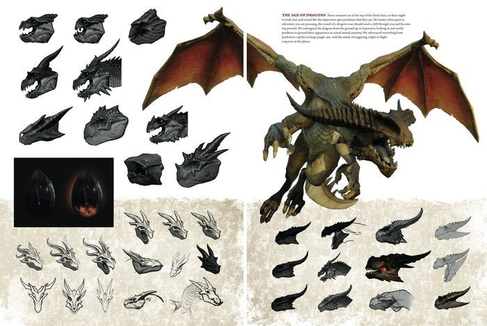 A look at the rich art of Dragon Age: Inquisition | Polygon