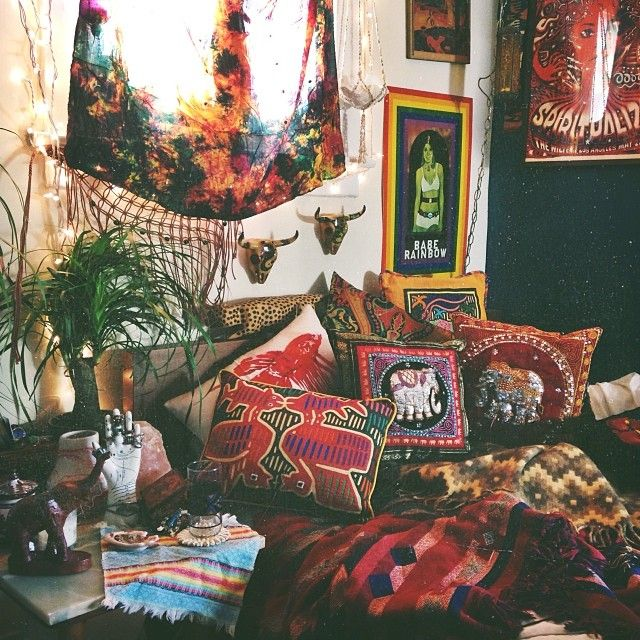 Hippie Bedroom Ideas 508 best hippie room images on pinterest | home, bohemian decor