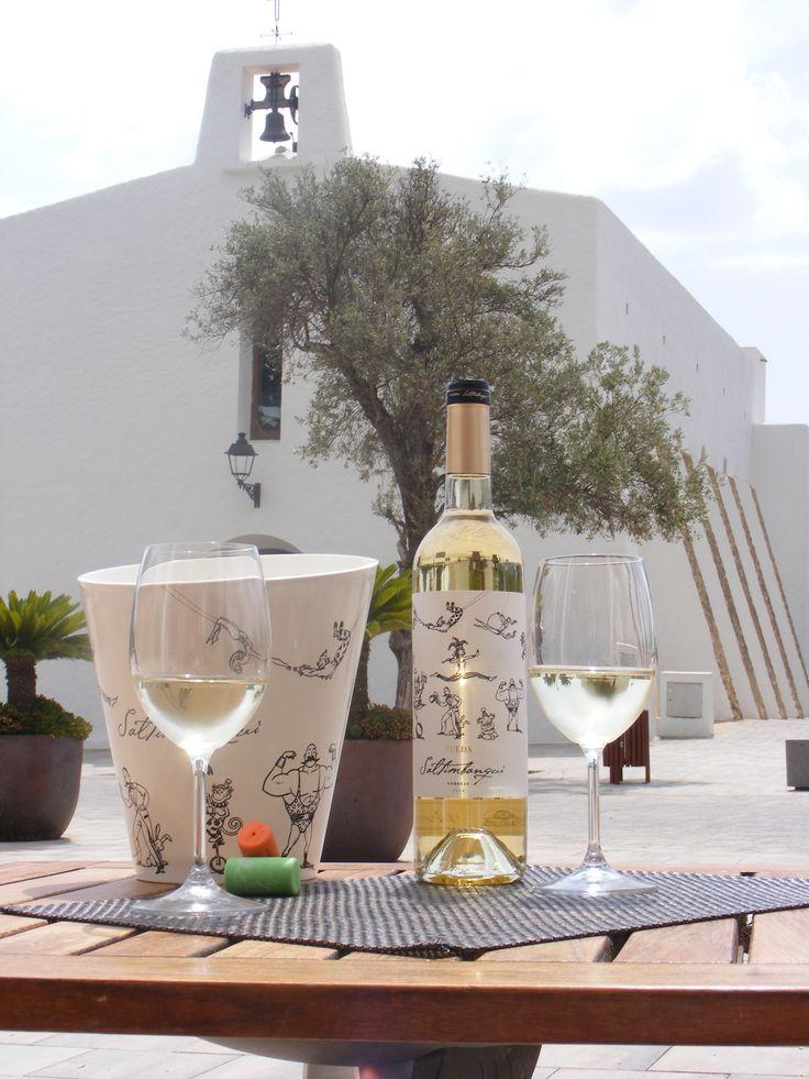 Saltimbanqui en Es Cubells, Eivissa (el origen)