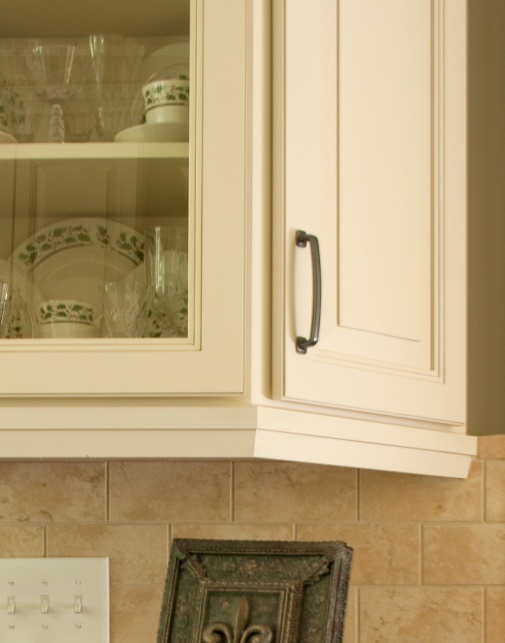 For The Finishing Touch Incorporate Molding As A Light Rail Under Cabinet Lighting To Hide Fixture And Achieve Great Ble