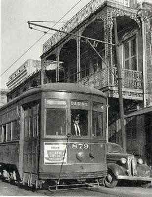 A Streetcar named Desire'