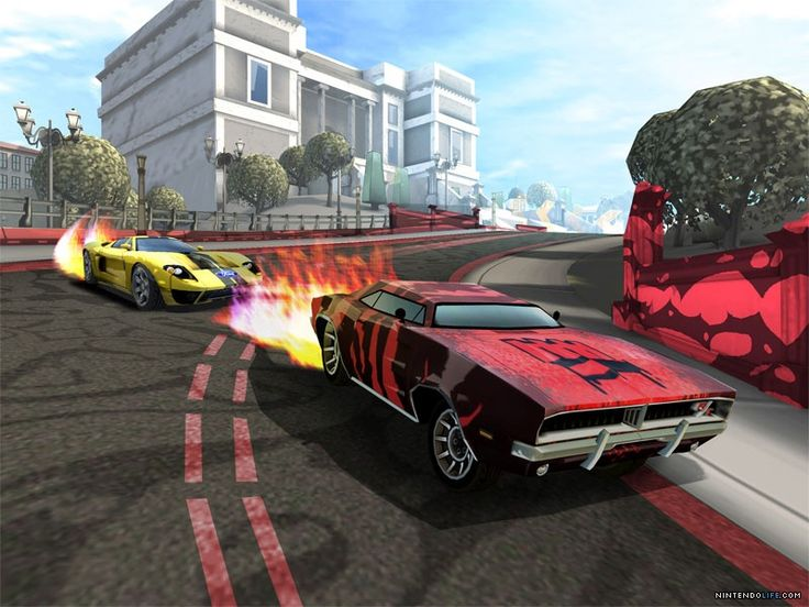 Need for Speed Nitro Video Game Pictures