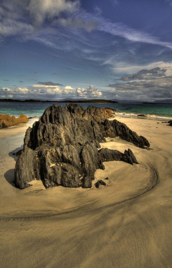 Iona,  Scotland- where the veil is the thinnest.
