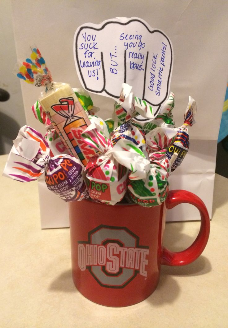 gag gifts for a co-worker who is leaving | just b.CAUSE