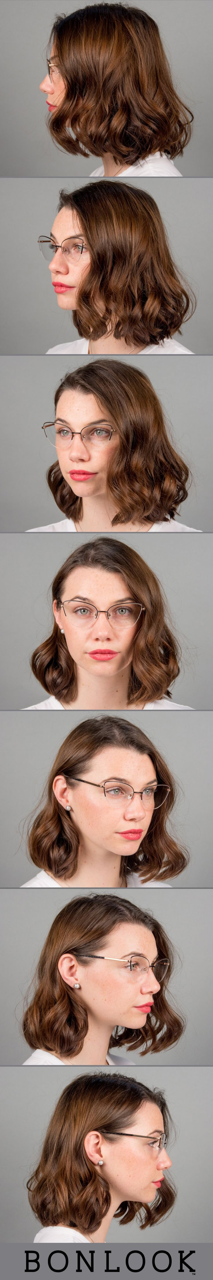 Airy  Black copper - A perfect colored metal, delicately outlining the top of your cat eye frames, sure to add an effortless twist to your look. Semi-rimless frames can only be fitted to prescriptions with a sphere (SPH) value between -6.00 and +6.00, including the cylinder.