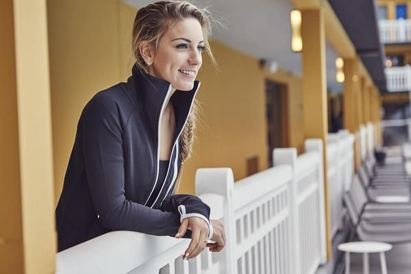 Pauline Ferrand-Prevot At 23, the French cyclist ...