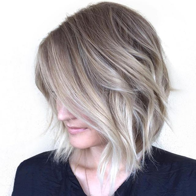 Short hair sombre by @hairby_chrissy