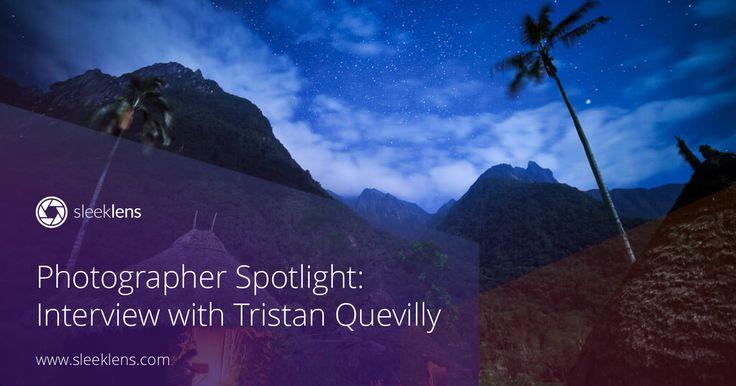 Photographer Spotlight: Tristan Quevilly