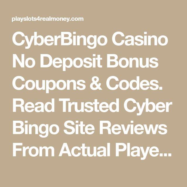 Cyberbingo Bonus Codes