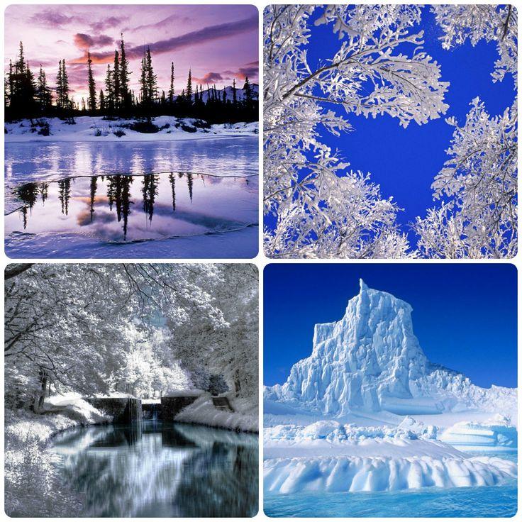 Zimné krásy...
