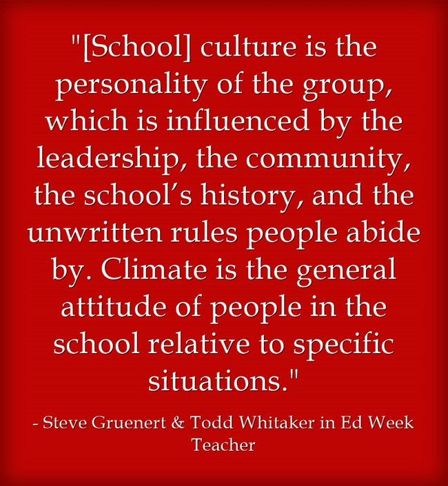 ASCD authors Todd Whitaker and Steve Gruenert explain the importance of school culture.