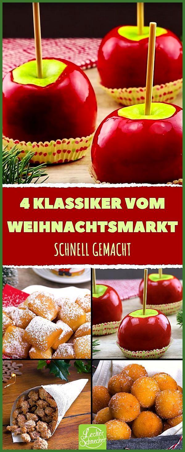 Make Glazed Apples Yourself Apples Glazed Weihnachtenrezepte
