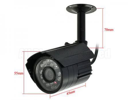 cctv camera with night vision