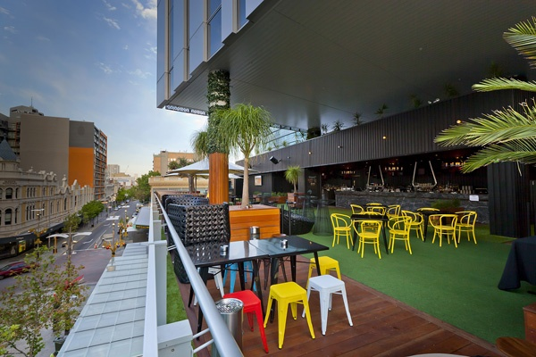 The Aviary: Perth  # bar #perth #Australia #grass