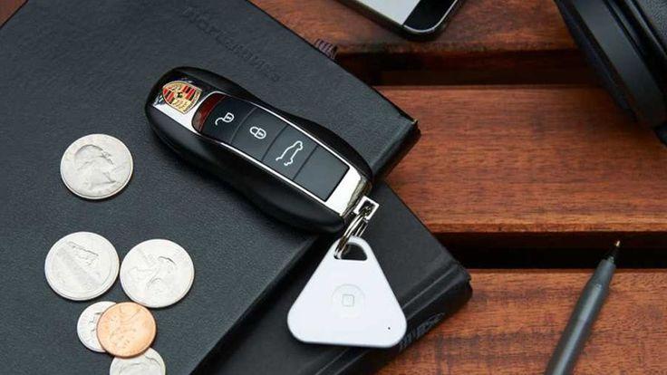 Porte-clés qui repère la voiture ET déclenche la caméra de votre téléphone - FrancoisCharron.com