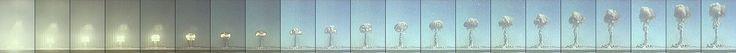 Mushroom cloud sequence - Mushroom cloud - Wikipedia, the free encyclopedia