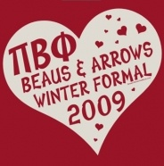 Pi Beta Phi...beaus and arrows!