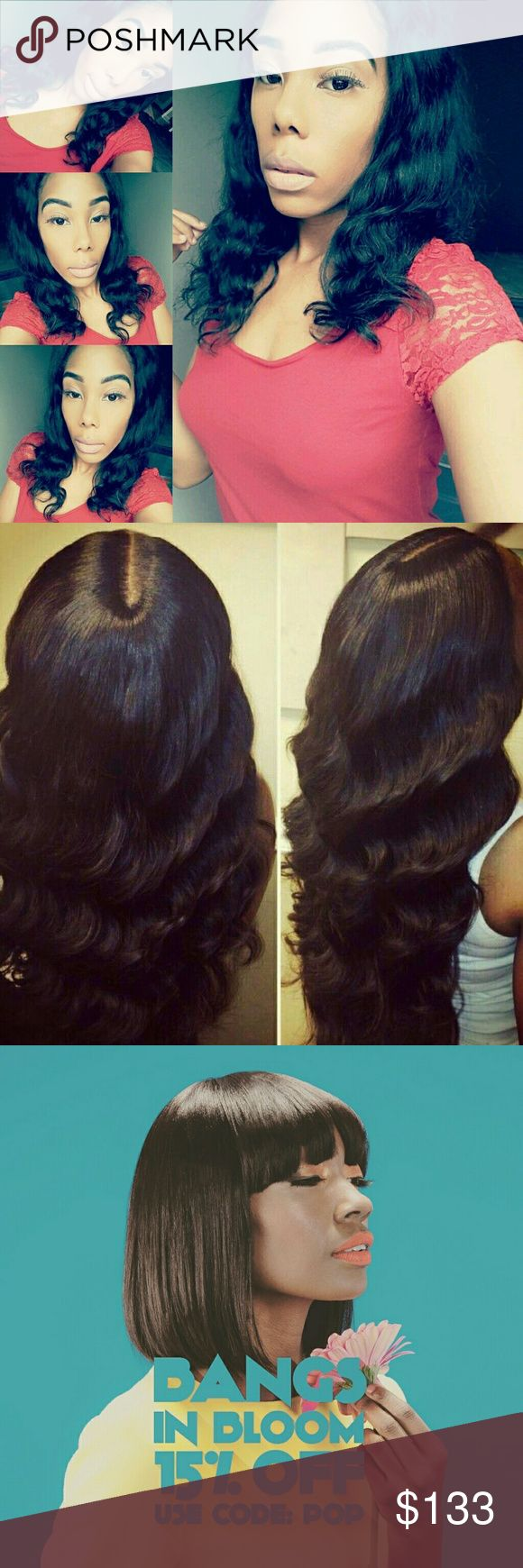 Online virgin hair Extension deals! Hey ladies and gents!!! Are you looking for high quality hair extensions! Want amazing full bundles with no shedding and no tangling and true to its length and texture!!? Shop beautify me virgin hair boutique! We have amazing deals starting at $133.00 for 3 loose wave bundles! We have plenty of of styles to choose from as our top selling blonde collection! We offer 30 day warranty  on your hair as well free standard SHIPPING!! Shop us today…
