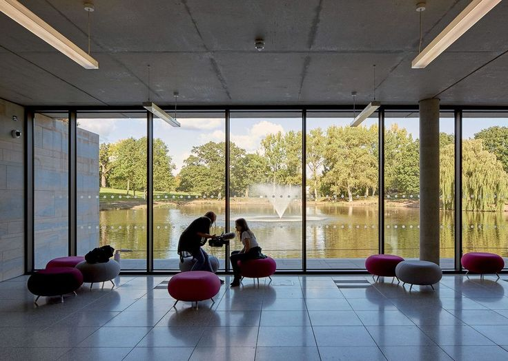 colchester | united kingdom | university of essex | albert sloman library