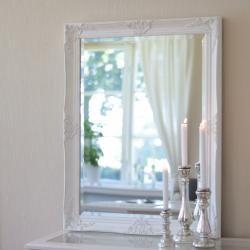 Spegel Antik 70x90 cm - antikvit