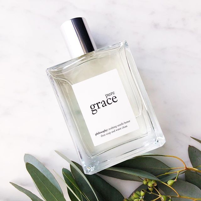 Wish Mom A Life Filled With Grace Tap To Shop Philosophy Pure Grace Fragrance For Mother S Day Pure Products Fragrance Smell Good