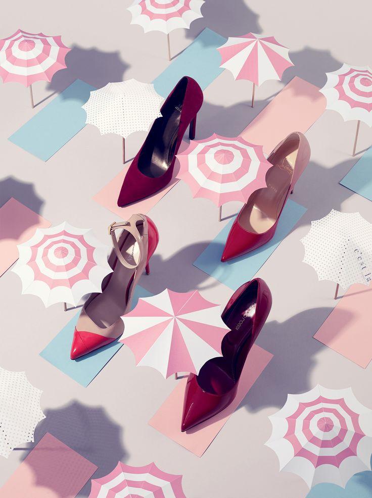 Favre_Echos_Parasol_3 — Art Direction #fashion #ambience #styling