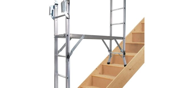 Storage Design Limited - Access Handling - Steps & Ladders - Combination Ladders