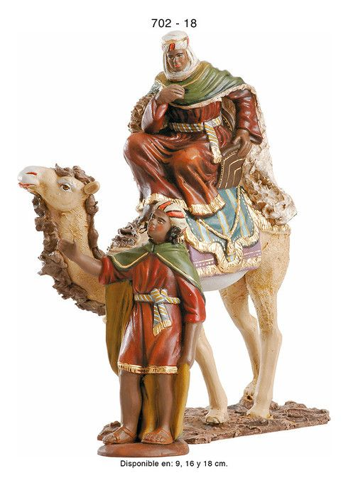 Pesebres Laravid - Belenes Laravid - Figuras de Navidad
