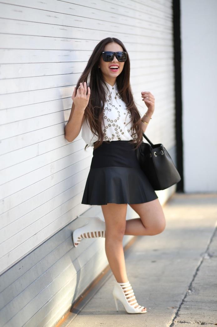 Oversize Women's Designer Fashion Thick Horned Rim ...