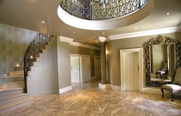 Dream House Exterior Mansions Luxury Entrance